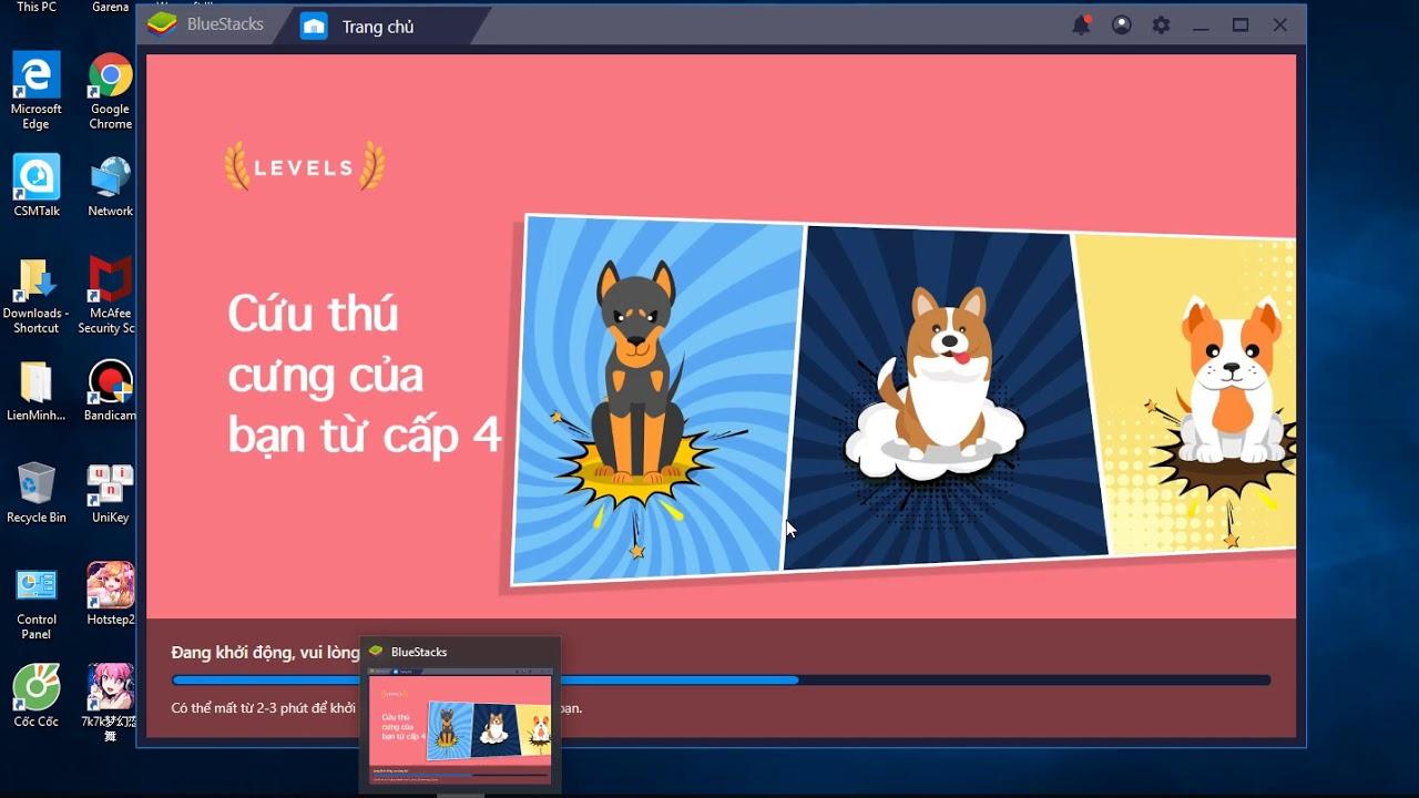 Hướng dẫn tải game Au 2 trên máy tính
