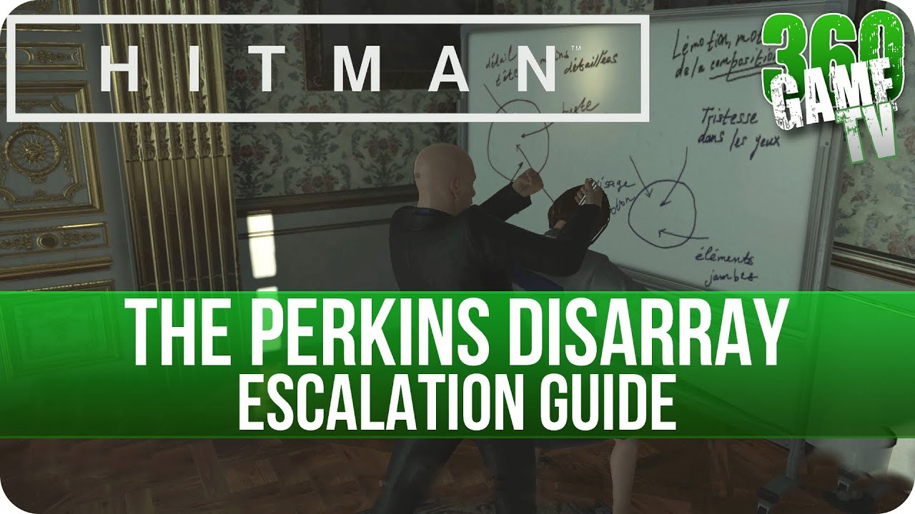 Hitman All Level 5 Escalations Video Guides Playstationtrophies Org