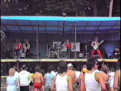 Excalibur - WEBN Battle of the Bands 1984 - Cincinnati OH (Full Set)