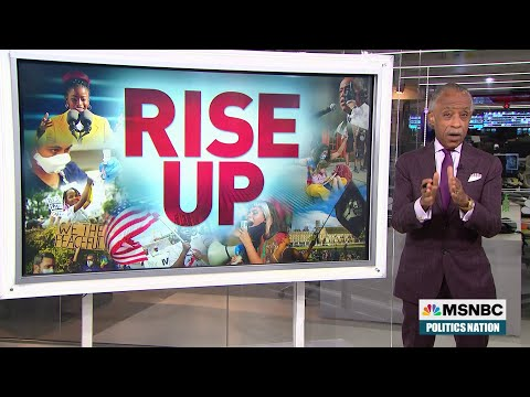 Sharpton: 'If We Keep Rising Up, We Can Continue On The Long March To Justice, Together'