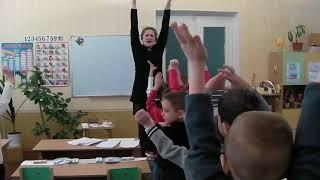 Заняття з грамоти з дітьми старшого дошкільного віку