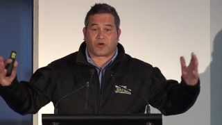 Working with scaffolding and edge protection - Vadim Spice (WorkSafe NZ)