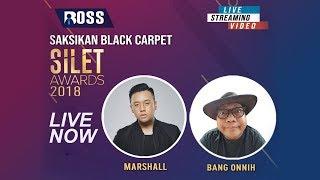 Bang Onnih Spesial Show - Black Carpet (Silet Awards) (Live Stream)
