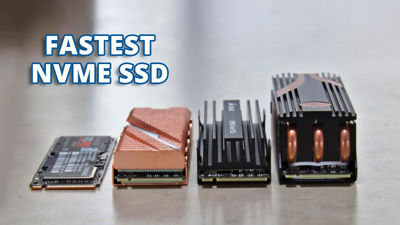 Download Top 5 Fastest NVMe SSD for Gaming in 2021