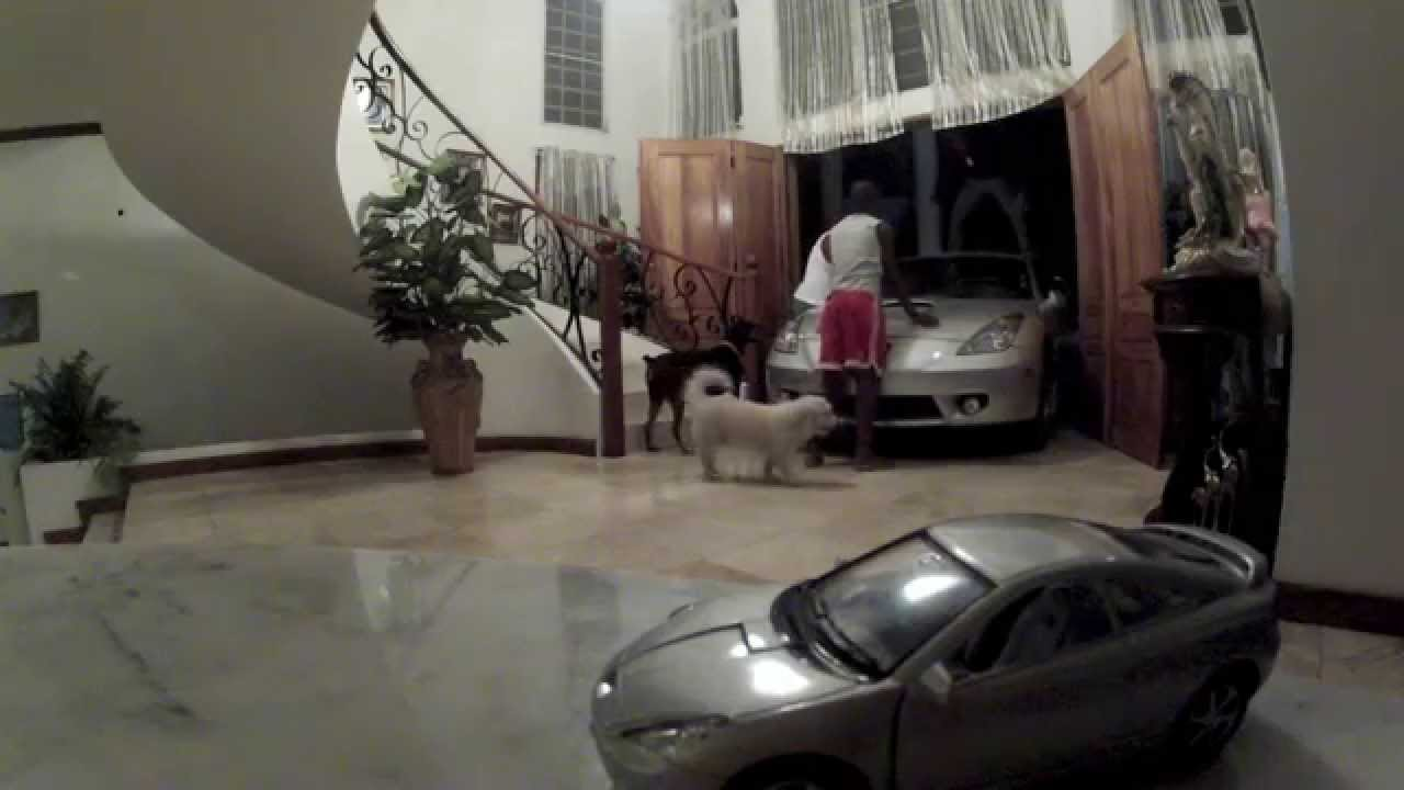 harlem shake park car inside house youtube. Black Bedroom Furniture Sets. Home Design Ideas