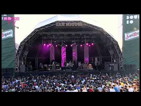 Dr. Dog Full Concert Part 1:2 @ San Miguel Primavera Sound 2010