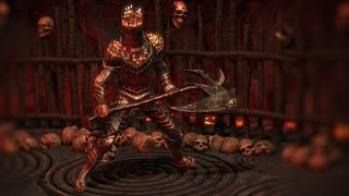 Path of Exile: Carnage Armour Set