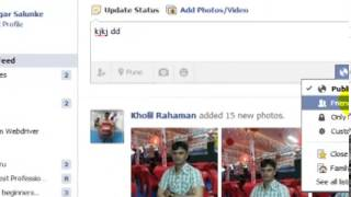 How to hide likes from news feed on facebook