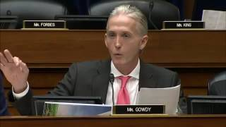 Gowdy and Chaffetz Team Up to Destroy FBI Comey