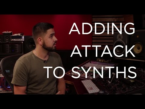 Adding Attack to Synths – Into The Lair #146