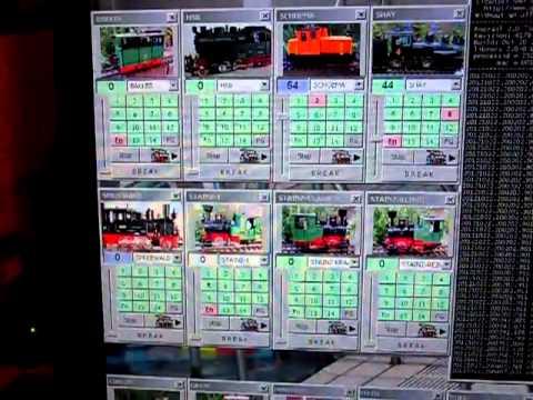 Rocrail loccontrol dialog dynamic background speed