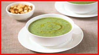 면역 강화를 위한 주키니호박 마늘 수프