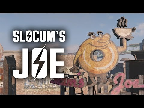 The Full Story of Slocum's Joe and Their Piping Hot Buzzbites - Fallout 4 Lore