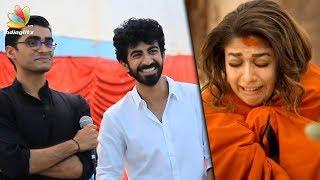 നയൻതാര യോടൊപ്പമുള്ള റേപ്പ് സീനിനെ കുറിച്ച് : Roshan Mathew | Vishak | Matchbox Malayalam Movie