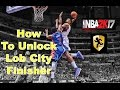 NBA 2K17 Lob City Finisher Badge Tutorial