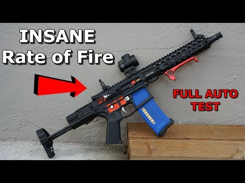 craziest-airsoft-custom-m4-build-ever-made!?-full-review/full-auto-shooting-test!