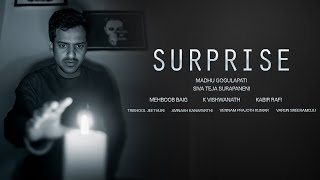 Surprise - Telugu Short Film 2018    Directed by Madhu Gogulapati    Trishool Jeethuri