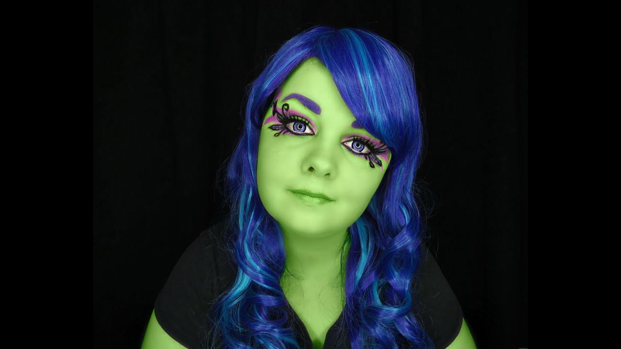 Monster high amanita nightshade scream and sugar makeup tutorial monster high amanita nightshade scream and sugar makeup tutorial baditri Gallery