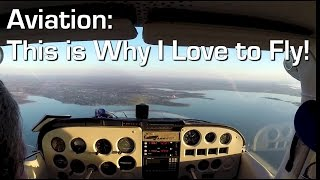 Aviation - This is why I love to Fly - GoPro Hero3+