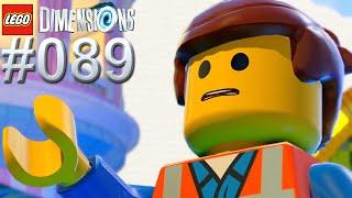 LEGO DIMENSIONS #089 Emmet ★ Let's Play LEGO Dimensions [Deutsch]