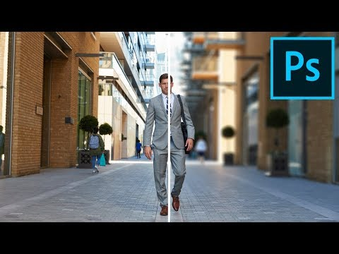 Blur A Photo's Background With A Custom Photoshop Action
