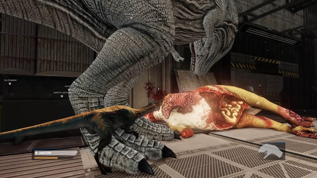 dilophosaurus primal carnage - photo #36