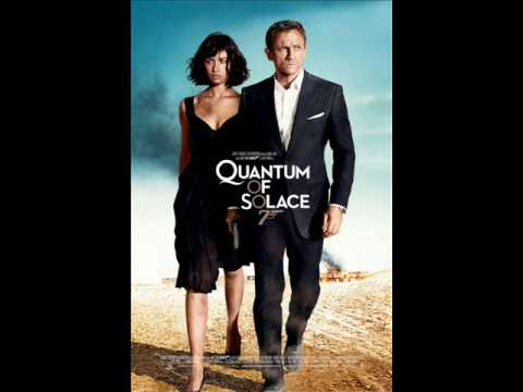 Quantum Of Solace OST 26th (Crawl, End...