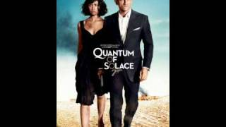 Quantum Of Solace OST 26th (Crawl, End Crawl)