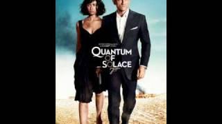 Quantum Of Solace OST 26th (Crawl, End Crawl)