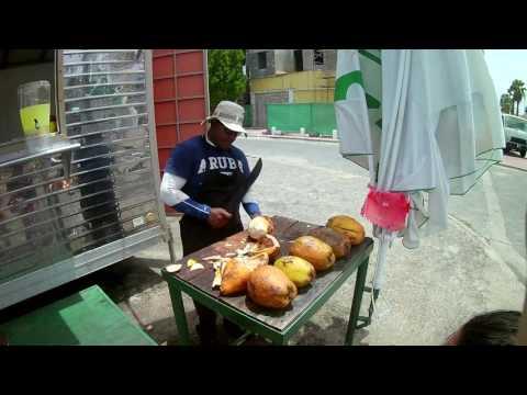 Coconuts In Aruba
