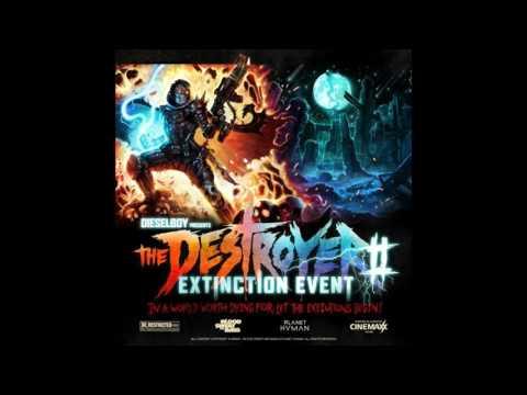 Dieselboy - THE DESTROYER 2 - Extinction Event (2016) [FULL MIX]