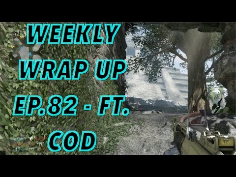 Weekly Wrap Up Ep.82 - Ft. COD - NBA Trades, Rex Ryan, Nike, WWE, and More