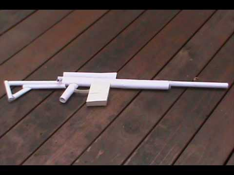 SIMPLE - Paper Sniper Rifle