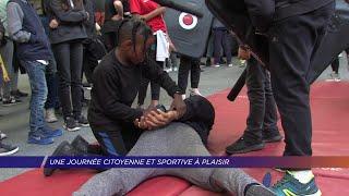 Yvelines | Une journée citoyenne et sportive à Plaisir
