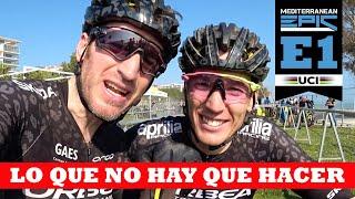Etapa 1 Mediterranean Epic (UCI S1) | Ibon Zugasti y Aleix Espargaró