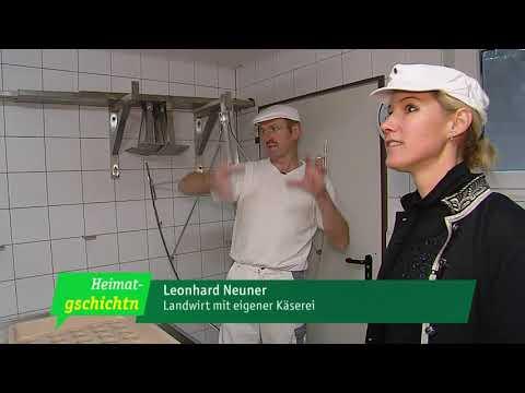 Heimatgschichtn - Von Der Kuh Zum Käse In Der Gemeinde Baiern