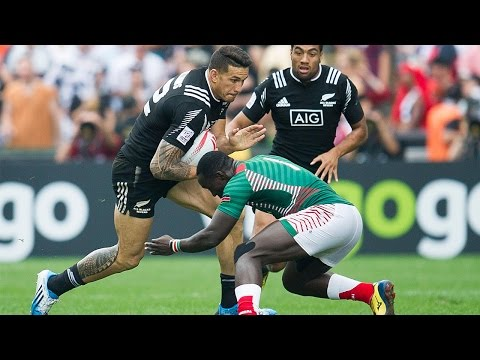 Ready to set the Olympics stage alight: Sonny Bill Williams