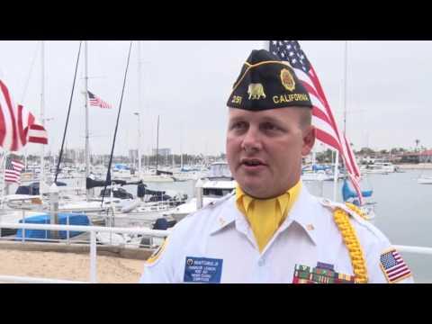 California American Legion honor guard wins accolades