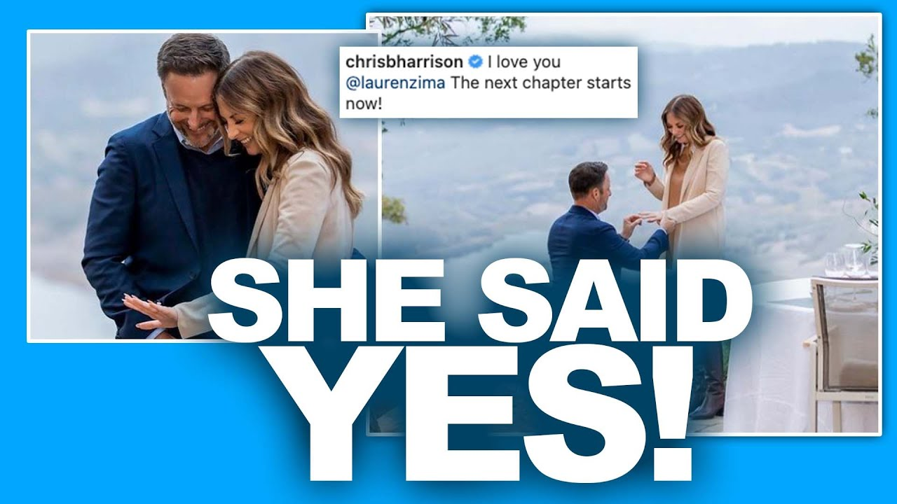 Former 'Bachelor' host Chris Harrison engaged to Bachelor Nation ...