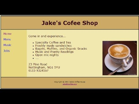 Jake's Coffee Shop