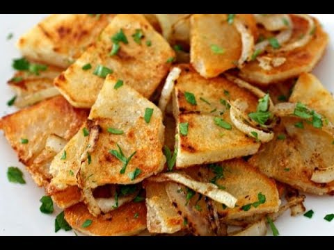 Classic Lyonnaise Potatoes | EASY TO LEARN | QUICK RECIPES