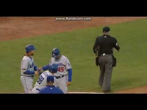 MLB Ejections June 2016 Part 1