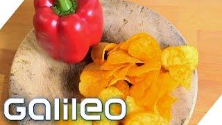Das Geheimnis der Kartoffelchips | Galileo Lunch Break