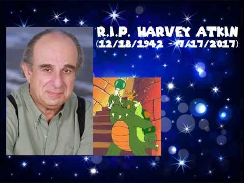 R.I.P. Harvey Atkin (1942-2017)