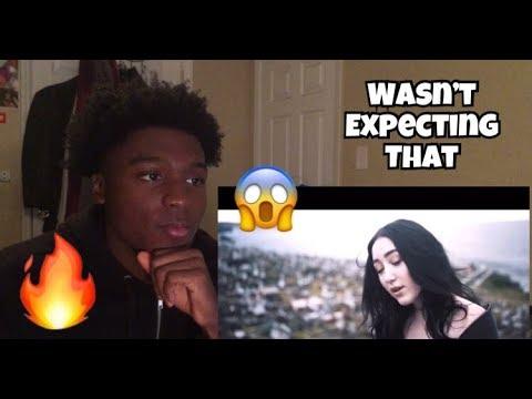 Noah Cyrus - Again Ft.XXXTENTACION (reaction) WASNT EXPECTING THIS
