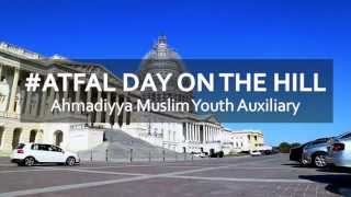 Ahmadiyya Muslim kids visit U.S. Capitol (Atfal Day on the Hill)