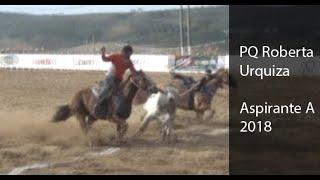 PQ Roberta Urquiza - 2018 Aspirante A