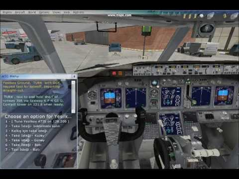 FSX ATC %100 TR Yama Version 1 0 - NetworkTR