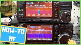 HF Ham Radio For Beginners. Best Practices, Etiquette, Terminology, And Lessons Learned - Livestream