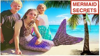 Will she Live or Die? Mermaid Titania is found sick on the beach. G...